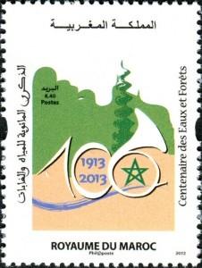 Centenaire des Eaux et Forêts - 07/052013 - 8.4dh