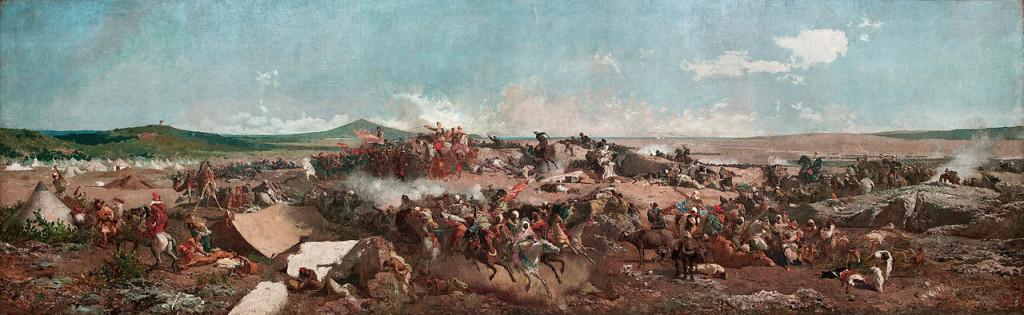 1280px-MARIANO_FORTUNY_-_La_Batalla_de_Tetuán_(Museo_Nacional_de_Arte_de_Cataluña,_1862-64._Óleo_sobre_lienzo,_300_x_972_cm)