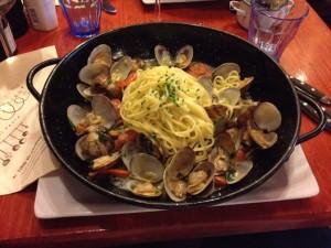 Restaurant Ricotta & Parmesan / Miam 1