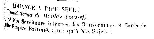 BO 132 Avis de Ratification de la Convention de 1913