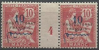 Mouchon de 1914 - Millésime 4 - Crédit Madina95 / Delcampe